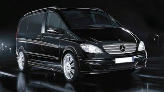 КРЫМ : VIP - TAXI : Гурзуф : Mercedes-Viano : Аэропорт - Экскурсии : CRIMEA Online-Life(, 2016-06-11T11:47:30.000Z)