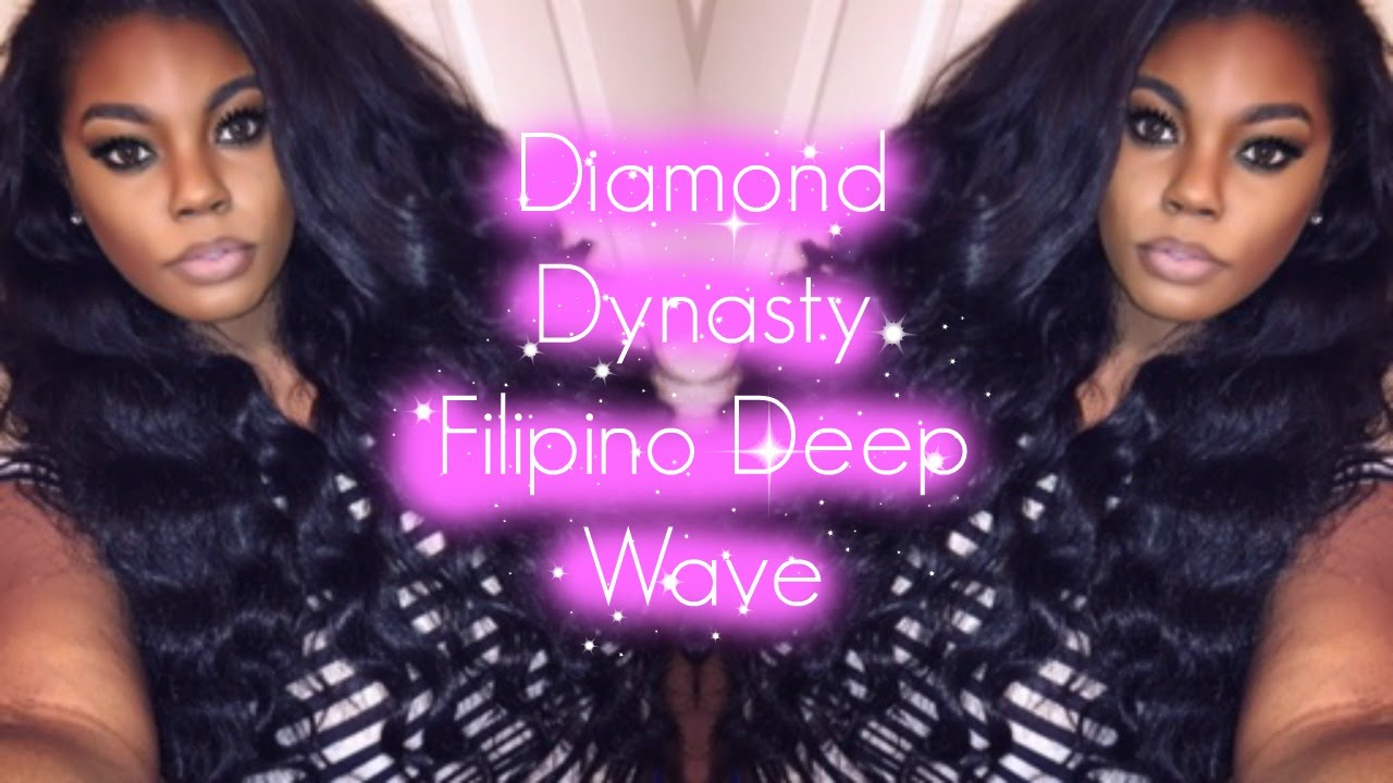 Diamond dynasty filipino deep wave review youtube pmusecretfo Image collections