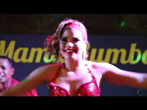 Fusion Dance Show cubano en el mama rumba