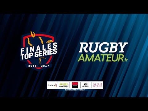 Montredon vs Foix - Finales Top Séries 2017 - RugbyAmateur.fr