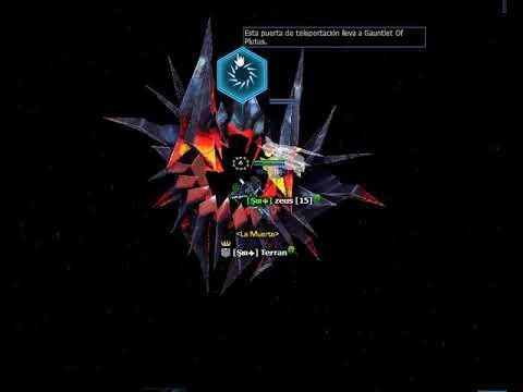 Nostromo Vs Galaxy Gate - Gauntlet Of Plutus