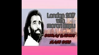 Devraj Gadhvi Nano Dero London program