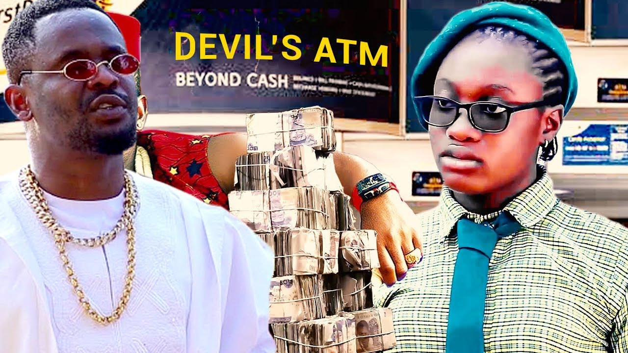 Download THE DEVIL'S ATM CARD 3&4 NEW HIT MOVIE   ZUBBY MICHEAL 2021 LATEST NIGERIAN NOLLYWOOD MOVIE