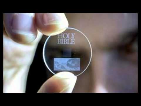 Superman Memory Crystal: 5D Quartz Coin Can Store All Human History for 14 Billion Years