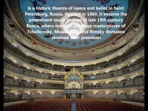 Most famous Opera Theatres