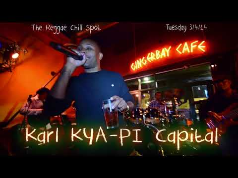 Warren Jones Performing Live At Ginger Bay Cafe 03/04/14