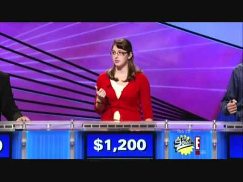 jeopardy: what is pussy furry? - youtube, Human Body