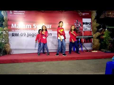 """Dance """"Ayo Nonton"""" Dan """"Meraih Bintang"""" Asian Games 2018"""