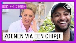 ZOENEN VIA EEN CHIPJE | Dokter Corrie #4 | NPO Zapp