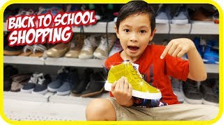 BACK TO SCHOOL Shopping at Ross Stores, Kids Shopping Haul 2017 - TigerBox HD