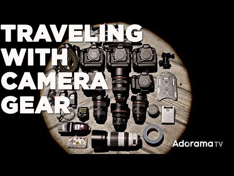 Traveling With Photo Gear: Ask David Bergman