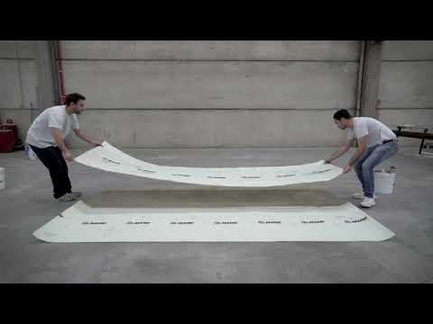 Colocación de grandes formatos cerámicos
