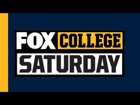 Image result for FOX College Football 2016