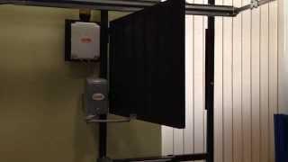рычажный привод для распашных ворот(, 2015-04-27T14:16:26.000Z)