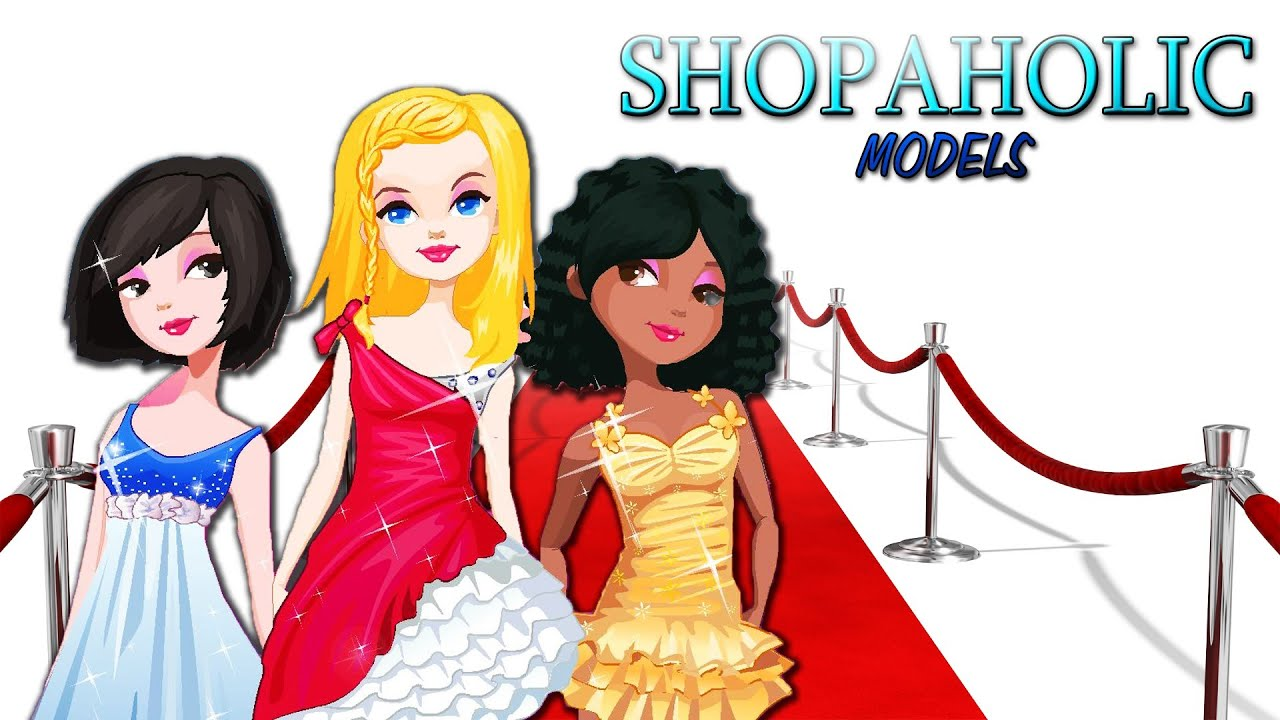 Girls Go Games Shopaholic Models The Game That Started It All