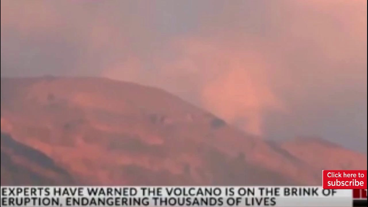 Latest News Update Expert Warns Bali S Mount Agung Volcano Will