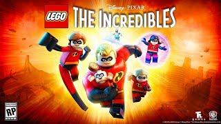 LEGO The Incredibles / Лего Суперсемейка ищем выход
