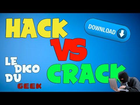 La Différence entre HACK et CRACK| Le Dico Du Geek#5