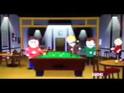 South Park- Canadian Immigrants