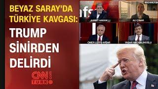 ABD Kongresi ve Donald Trump arasında Türkiye kavgası!