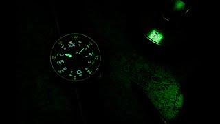 Обзор военных часов Traser P68 Pathfinder Automatic Black