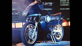 Tangerine Dream / Le Parc ( Street Hawk Theme )