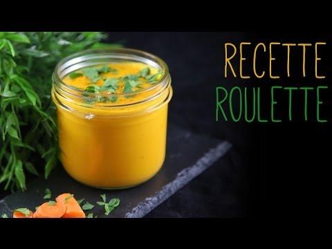 Purée de carottes au bouillon de poule !