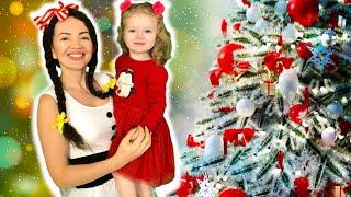 Jingle bells song. Nursery Rhymes by Sasha Kids Channel.