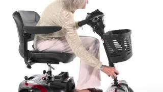 Drive Medical - Phoenix HD 4-Wheel Scooter