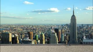 New York City Stock Footage Green Blue Screen