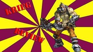 Borderlands 2: Krieg The Psycho Review