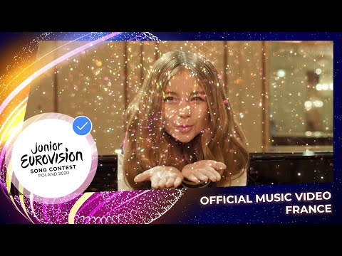 France 🇫🇷 - Valentina - J'imagine - Official Music Video - Junior Eurovision 2020
