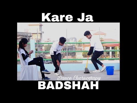 Kareja (Kare Ja) - Dance Choreography | Badshah Feat. Aastha Gill | Latest Hit 2018 Manish Dutta