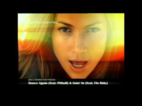 Jennifer Lopez 'Dance Again... The Hits' Album CM