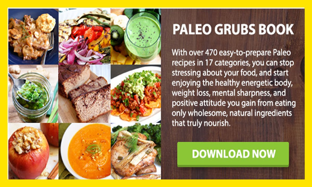 Paleo grubs book review best paleo diet cookbook review with lots paleo grubs book review best paleo diet cookbook review with lots of paleo diet forumfinder Images