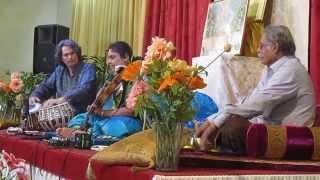 Dr M Lalitha – Top Violinist of South India, Raga Hamsadhvani Composition part 1