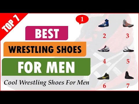 7 Best Wrestling Shoes For Men Review Guide Jul 2019