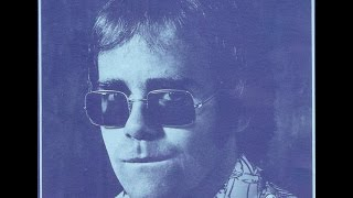 Elton John - All the Nasties (1971) With Lyrics!