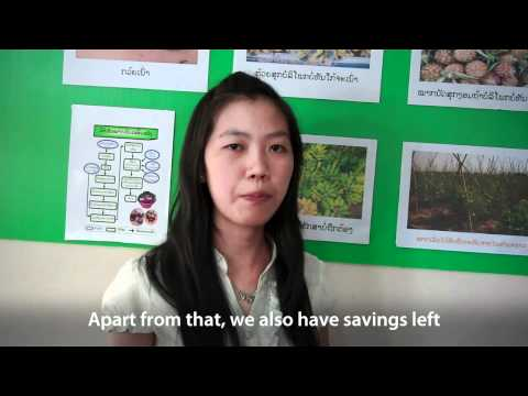 One Day on Earth: A small business means more security for a woman in Laos