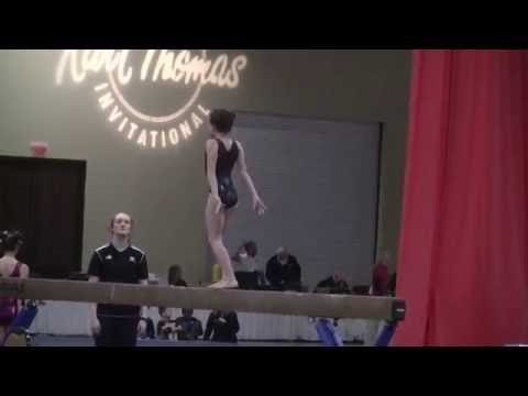 Stella Margo--Kurt Thomas Gymnastics