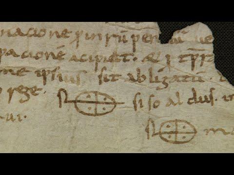 Pergamins de Montserrat de l'època carolíngia s'incorporen a un Projecte Europeu: CATCAR