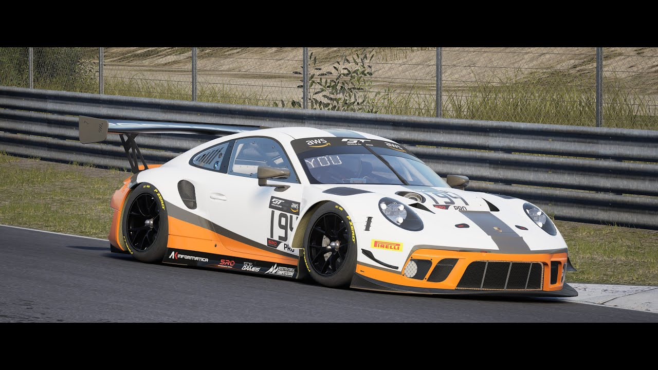 Assetto Corsa Competizione /FROM BEG TO END / Multiplayer Online CP @ Zandvoort / Porsche 911.2 GT3R