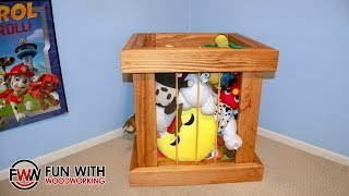 Build a simple and strong Stuffed Animal Zoo