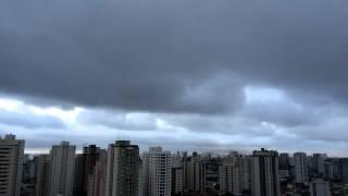 Daylight Sky Timelapse São Paulo