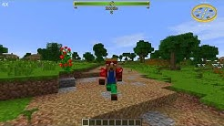 Minecraft LotR mod: Walking from The Shire to Mordor!