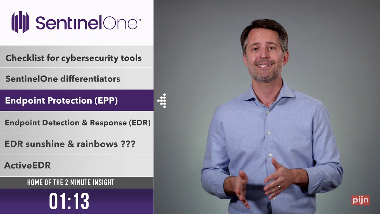 Download EDR? EPP? Both?!? See how to explain SentinelOne in just 2 minutes