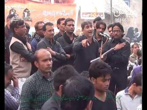 Bhaiya Ab To Paas Bula Lo Majai Ko | Husainia Jafrabad | 8 Rabiulauwal Mustafabad Jalalpur 2015