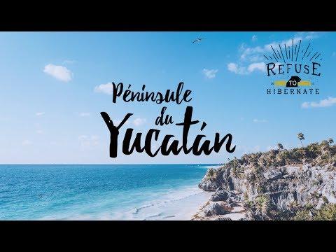 MEXIQUE | Péninsule du Yucatán (version longue)