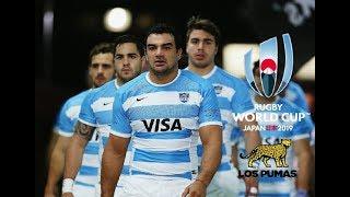Los Pumas ●RWC 2019●[PROMO]