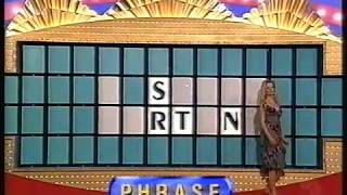 Wheel Of Fortune Hosted By Rob Elliott 2003